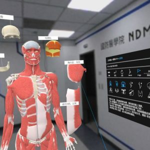 Anatomia VR take care