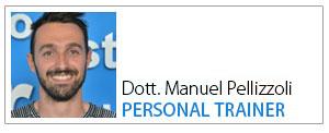 Manuel Pellizzoli - Personal trainer - palestra Milano Bicocca