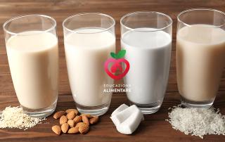 latte vegetale - Educazione alimentare - Nutrizionista milano