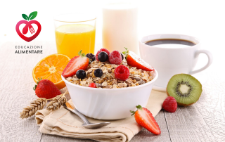 cosa mangiare a colazione